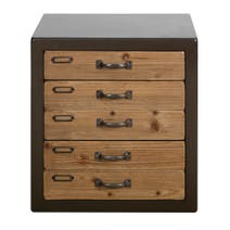 Spitalfields Pine 3 Drawer Chest
