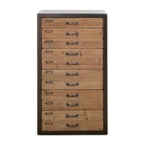 Spitalfields Pine 6 Drawer Chest