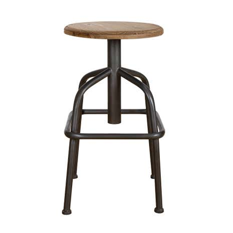 Spitalfields Pine Bar Stool