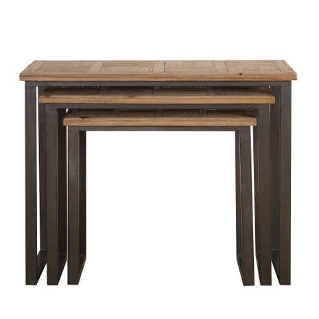 Spitalfields Nest of Console Tables