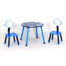 Kids Space Misson Playtable and Chairs