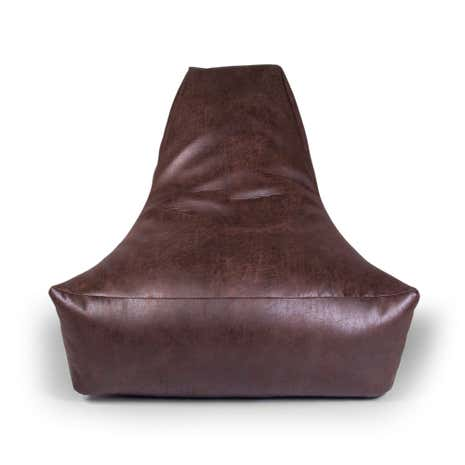 Gio Chocolate Bean Chair
