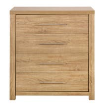 Ontario Oak Chest of Drawers