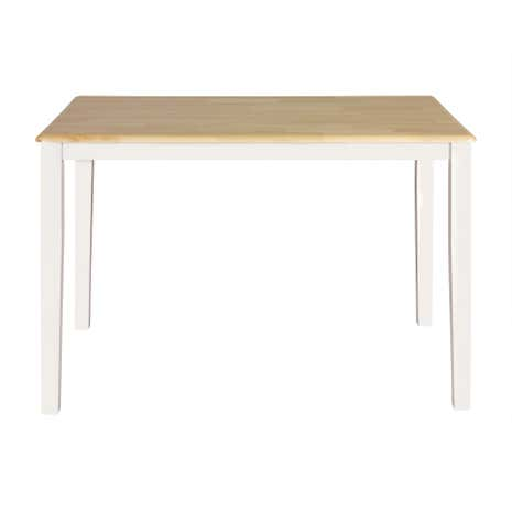 Alabama White Dining Table