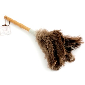 English Heritage Ostrich Feather Duster