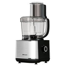 Hotpoint Multifunctional Stainless Steel Silver Food Processor