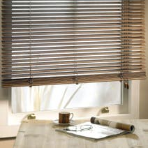 Oak 25mm Hardwood Blind