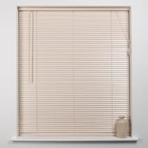 Cream 25mm Hardwood Blind
