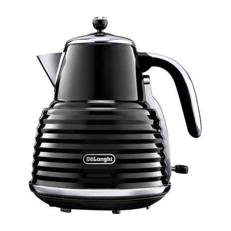 DeLonghi Scultura KBZ3001 1.7L Black Kettle