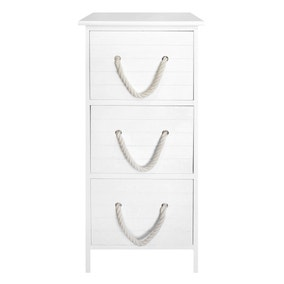 Nautical 3 Drawer Unit