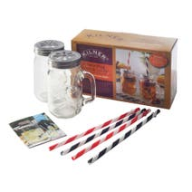 Kilner 9 Piece Drinks Set