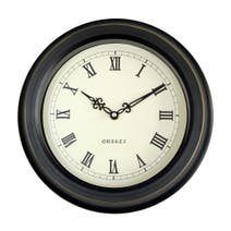 Black Wetherby Clock