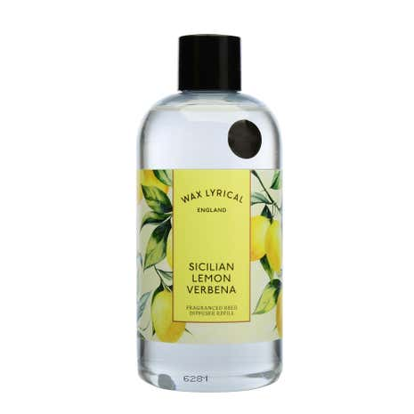 Lemon Verbena 250ml Reed Diffuser Refill