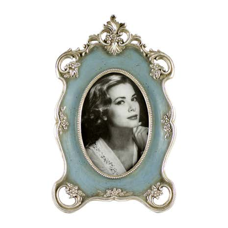 Image result for Blue Chateau Ornate Photo Frame