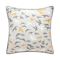 Flock Of Birds Cushion