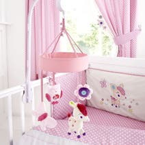 Darling Deer Nursery Cot Mobile