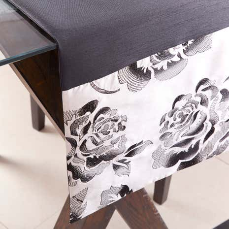 Furniture Home and dunelm Table Cook table  Tableware Runners and and Dine Dining runners