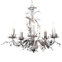 Grey Chateau 5 Light Chandelier