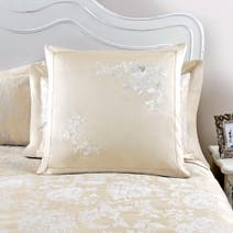 Dorma Clara Cream Continental Pillowcase