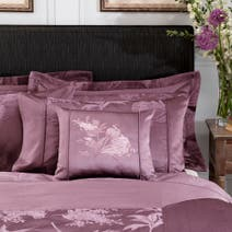 Dorma Plum Jasmina Cushion