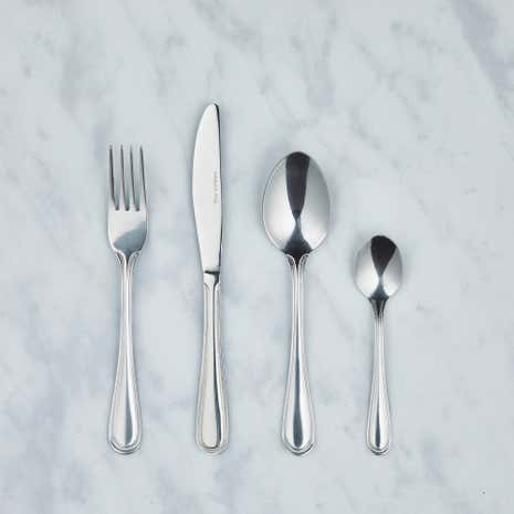 Bead 16 Piece Cutlery Set