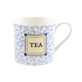 Chateau Blue Tea Palace Mug