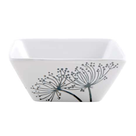 Square Sprig Bowl