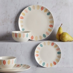 Cosy Skandi 12 Piece Dinner Set