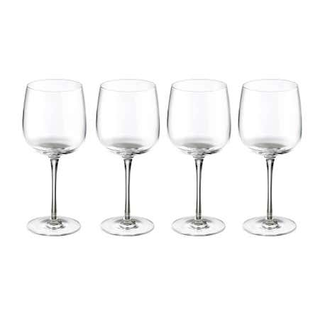 Jamie Oliver Vintage Pack of 4 Wine Glasses