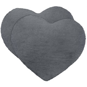 Slate Heart Placemats