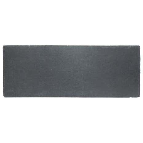 Set of 2 Slate Rectangle Table Centres