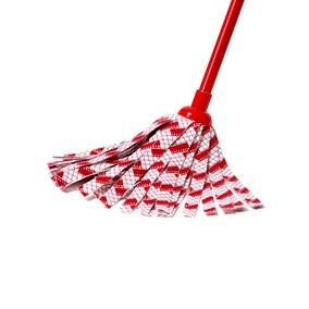 Spectrum Red Cloth Mop
