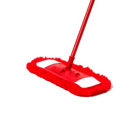 Spectrum Red Flat Mop