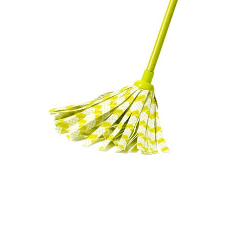 Spectrum Lime Cloth Mop