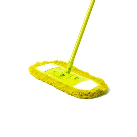 Spectrum Lime Flat Mop