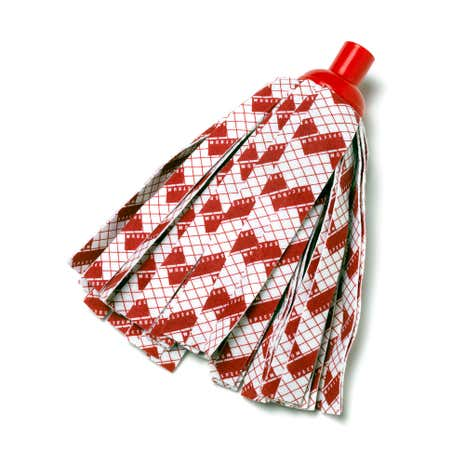 Spectrum Red Cloth Mop Refill