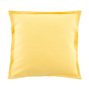 Oxford Edge Slub Cushion