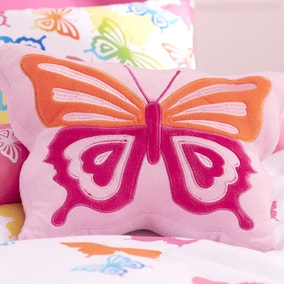 Bright Butterflies 3D Cushion