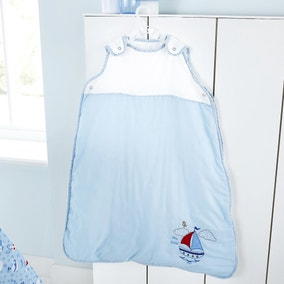 Kids Nautical Nursery 1.7 Tog Sleepbag