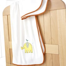 Sweet Safari Nursery Fleece
