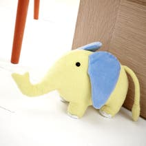 Sweet Safari Nursery Doorstop