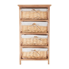 Farmstead Four Drawer Tower