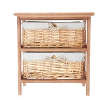 Farmstead Two Drawer Unit