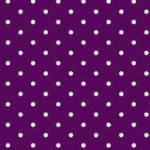 Mauve Dotty PVC Fabric