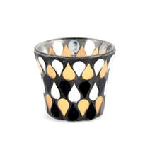 Jazz Age Mosaic Tea Light Holder