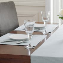 Duck Egg Ribbed Placemat