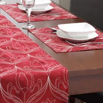 Lalique Red Placemats