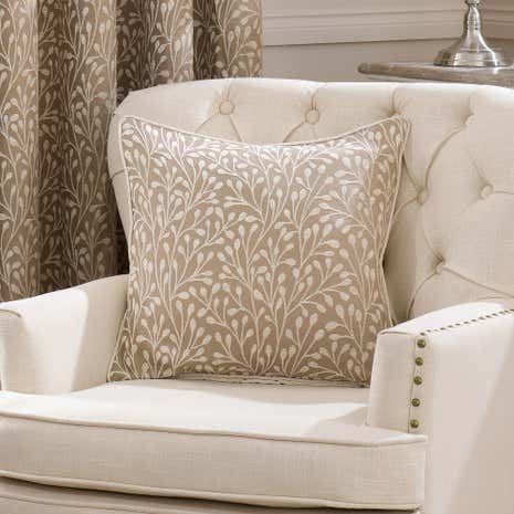 Willow Cream Filled Cushion