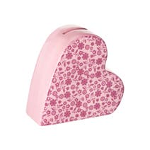 Kids Pink Songbird Money Box