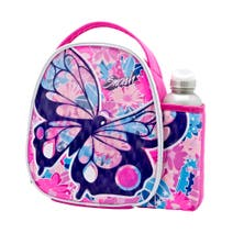 Pink Chrysalis Lunch Bag